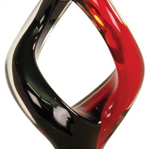 Twist Art Glass Award