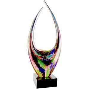 Dual Rising Art Glass Award
