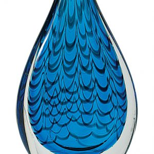 Raindrop Art Glass Award